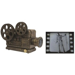 Morris MP41466B Haunted Animated Movie Projector