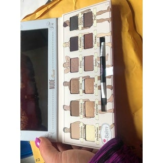 theBalm Nude Dude Eyeshadow Palette Best LuxClout.com