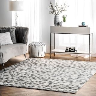 Link to nuLOOM Leopard Print Area Rug Similar Items in Wheeled & Checked Luggage