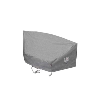 Circular Sofa Cover - Shield Platinum - N/A