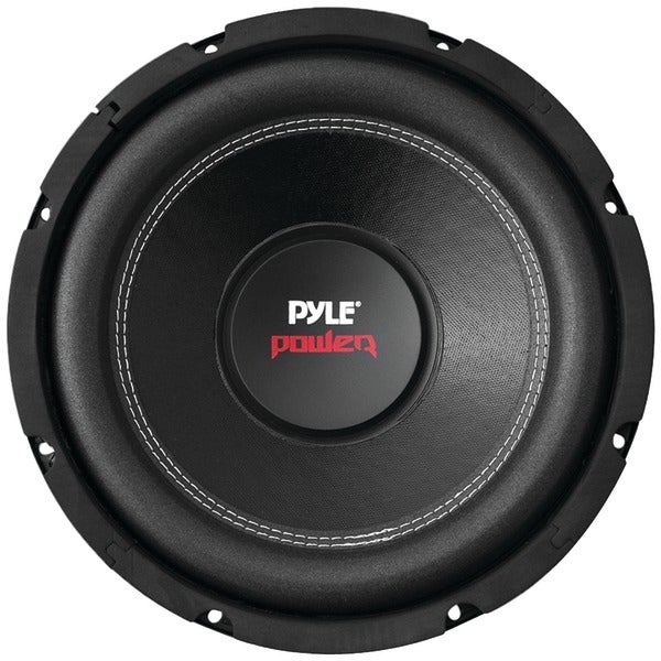 "PYLE PRO PLPW12D Power Series Dual Voice-Coil 4ohm Subwoofer (12"", 1,600 Watts)"