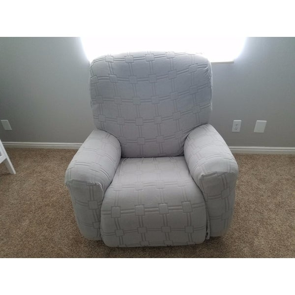 Stretch Sensations Metro Jumbo Recliner Slipcover - Free Shipping On Orders Over $45 - Overstock.com - 20139087  sc 1 st  Overstock & Stretch Sensations Metro Jumbo Recliner Slipcover - Free Shipping ... islam-shia.org