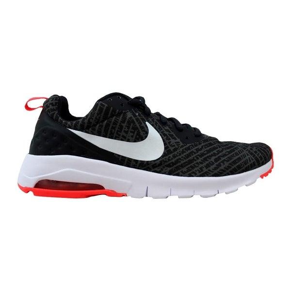 3127449793 Nike Air Max Motion LW PRT GS Anthracite/Metallic Platinum Grade-School  917664-