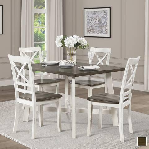 Vossel 5-Piece Dining Set