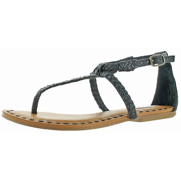 Not Rated Zolin Women's Braided Sandals Shoes