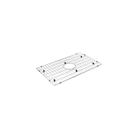 """Transolid Bottom Stainless Steel Sink Grid - 14.5"""" x 24.5"""" x 1"""""""