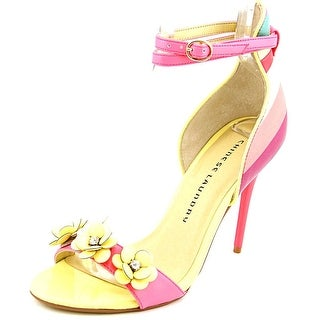 Chinese Laundry Lily Women  Open Toe Synthetic Pink Sandals