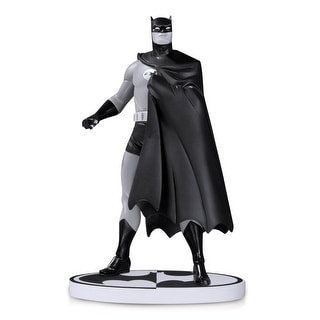DC Collectibles Batman Black and White STATUE, 2nd Edition ACTION FIGURE