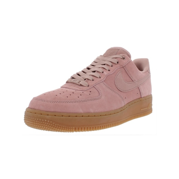 best website 2ca88 1fc33 Nike Mens Air Force 1 07 Athletic Shoes Suede Low Top
