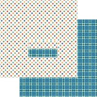 """Fetch Double-Sided Cardstock 12""""X12""""-Fetch"""