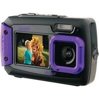 Elb2V9Wpp  20.0 Megapixel Duo2 Dual-Screen Waterproof Digital Camera