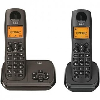 Element Series Cordless Phone with Caller ID & Digital Answering