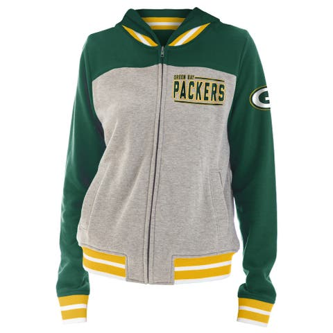 Green Bay Packers Opening Day Fleece Zip Hoodie