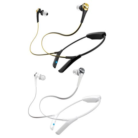 Audio Technica ATH-CKS550BT Solid Bass Wireless In-ear Headphones (Choose Color)