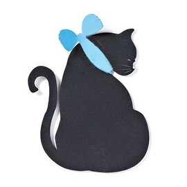 Embellish Your Story Cat Magnet