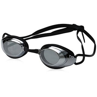 Tyr Unisex Blkhwk Racing Femme Mirrored Goggle - os