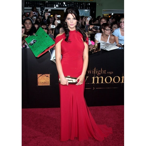 080f8625b Shop Ashley Greene At Arrivals For The Twilight Saga New Moon Premiere Mann  Village And Bruin Theaters Los Angeles Ca November 16 200 - Free Shipping  On ...