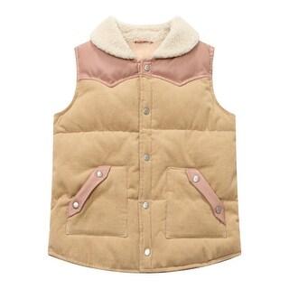 Richie House Boys' Winter Padding Vest