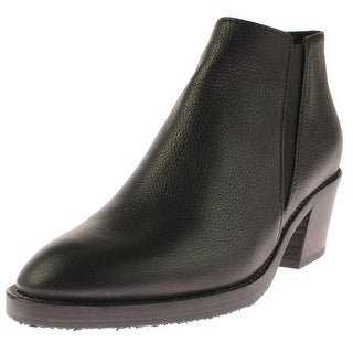 Aquatalia Womens Ankle Boots Leather - 7.5 medium (b,m)