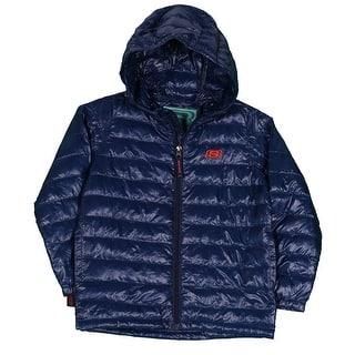 Skechers Little Boy's 'Sweater Down' Puffer Jacket https://ak1.ostkcdn.com/images/products/is/images/direct/51c7b7b77997a059744253435a2e24b2e3670c12/Skechers-Little-Boy%27s-%27Sweater-Down%27-Puffer-Jacket.jpg?impolicy=medium