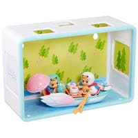 Twozies Minim Figure Playset: Two Sweet Row Boat - multi