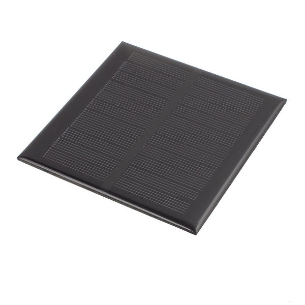 98mm x 98mm 1.2 Watt 5.5 Volts Monocrystalline Solar Cell Panel Module