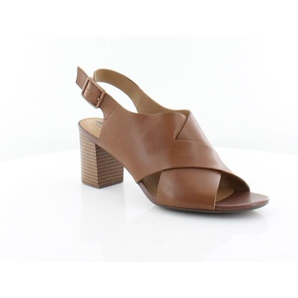 a66c6e7f7cf Shop Clarks Deva Janie Women s Sandals Tan - 11 - Free Shipping ...