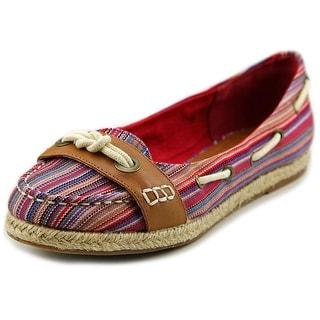 Bella Vita Buoy II W Moc Toe Canvas Loafer