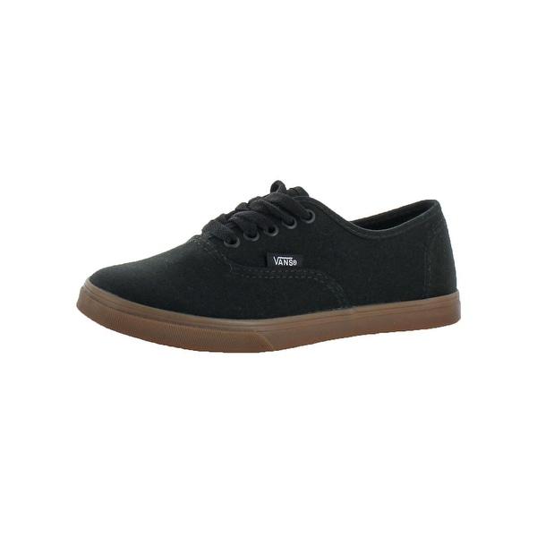 fb15c55bbd96 Shop Vans Womens Authentic Lo Pro Skate Shoes Classic Low Top - Free ...