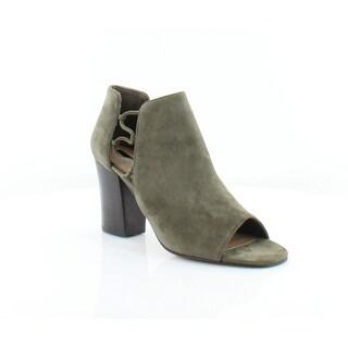 Tahari Post Women's Heels Olive