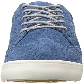 Hanna Andersson Boys Edvard Fashion Sneakers Little Kid Suede