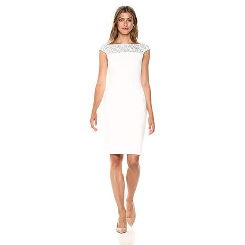 ae6be4c4a494 Boatneck Calvin Klein Dresses | Find Great Women's Clothing Deals ...
