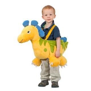 Child Yellow Ride-In Dragon Halloween Costume - Standard