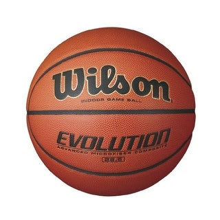 Wilson WTB0586R 28.5-Inch Evolution Intermediate Game Ball Basketball