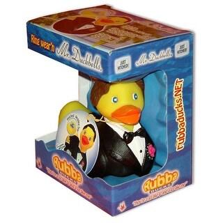 Rubba Ducks RD00065 Mr Duckbells Gift Box