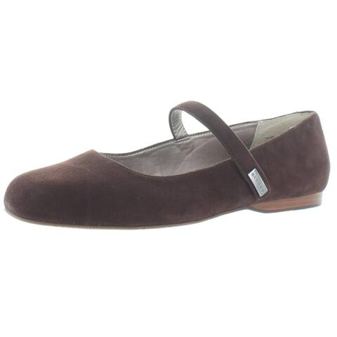 Array Womens Liberty Mary Janes Solid Slip On