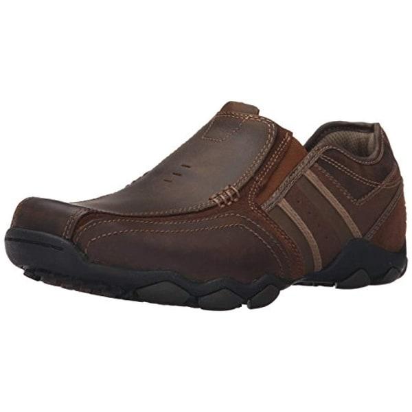 77617e7bdb40 Shop Skechers Usa Men s Diameter-Zinroy Slip-On Loafer