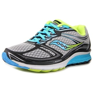 Saucony Guide 9 Women Round Toe Synthetic Blue Running Shoe