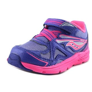 Saucony Baby Ride Toddler W Round Toe Synthetic Blue Sneakers