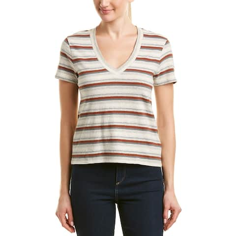 James Perse Striped T-Shirt - CRST