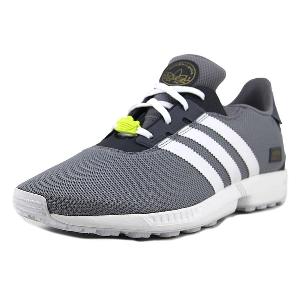 Adidas ZX Gonz Men Round Toe Synthetic Gray Sneakers