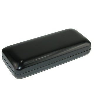 CTM® Slim Hard Plastic Glasses Case - One size