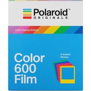 Polaroid Originals Instant Color Film for Color Frames (600 Camera)