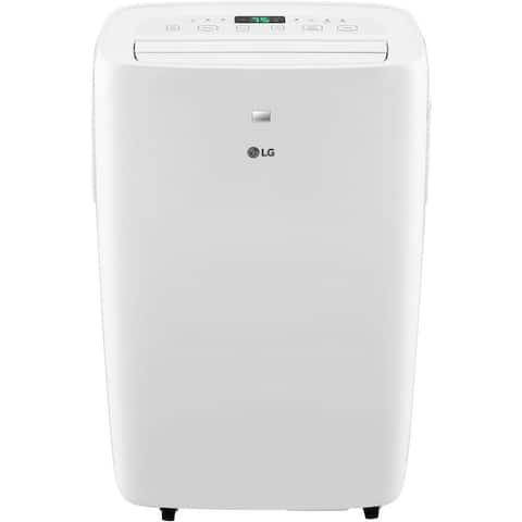 LG 7, 000 BTU Portable Air Conditioner (10, 000 BTU ASHRAE) - White
