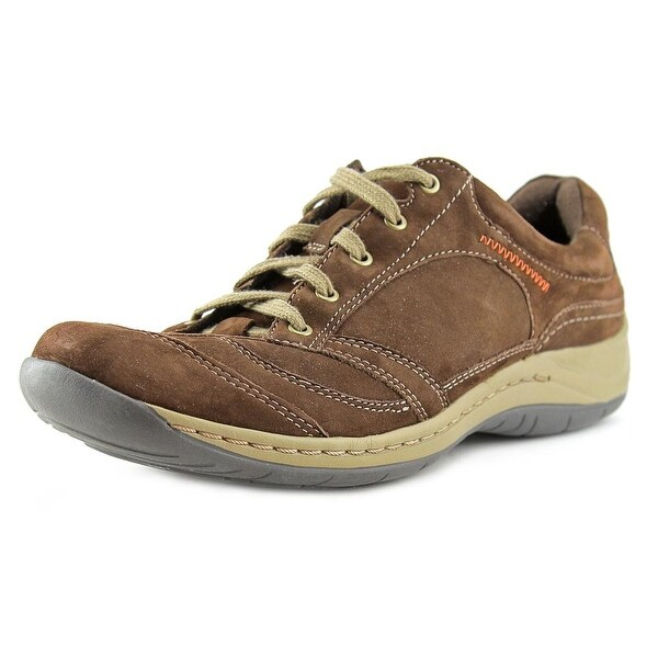 Earth Origins Flora Women Round Toe Synthetic Brown Sneakers
