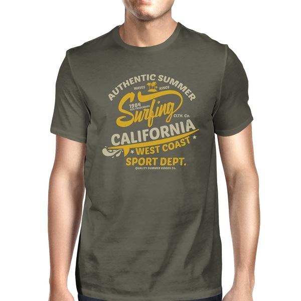 Surf Callifornia Summer Time T Shirt