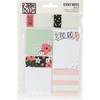 Carpe Diem Bloom Sticky Notes-