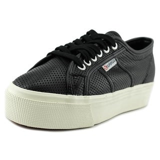 Superga 2790 Perfleaw Leather Fashion Sneakers