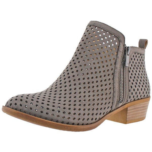 Lucky Brand Jeans Basel 3 Women's Ankle Booties Boots