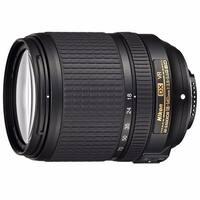 Nikon AF-S DX NIKKOR 18-140mm f/3.5-5.6G ED VR Lens - Black